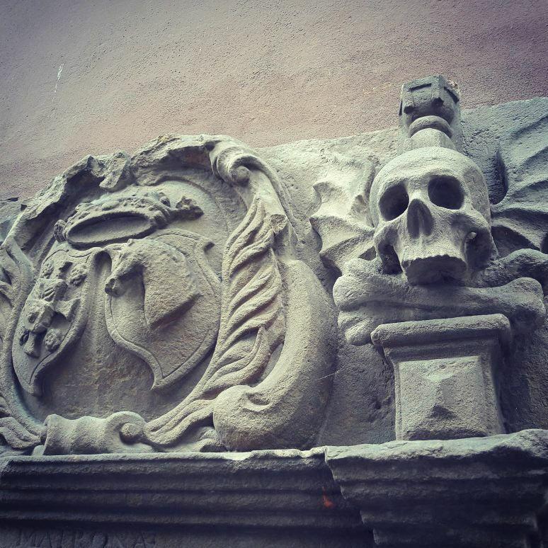 Der Zirkel: Alter Friedhof Durlach