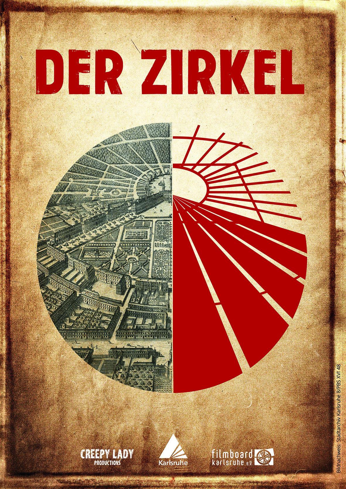 Der Zirkel Poster