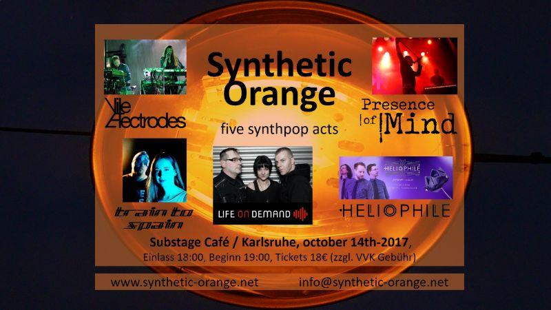 Synthetic Orange