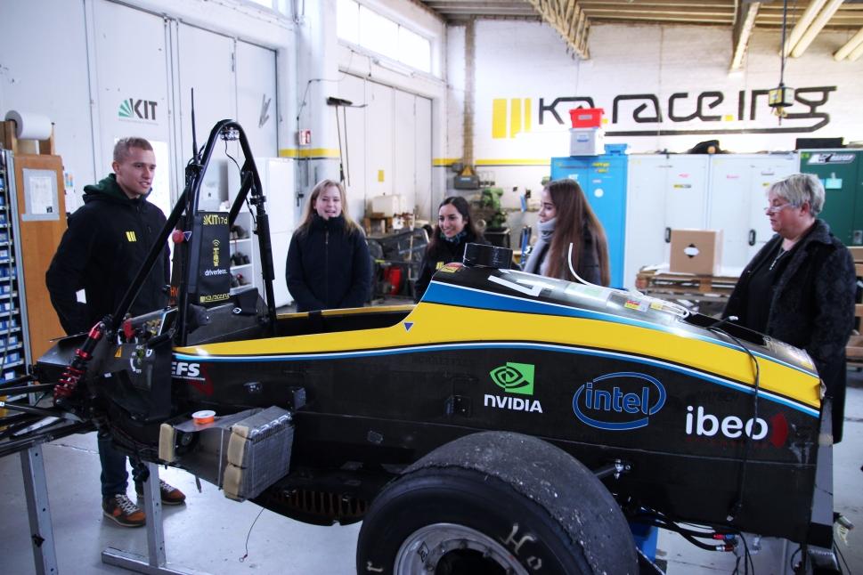 Innotruck am KIT - KA_Racing