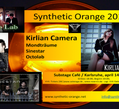 Synthetic Orange Titel
